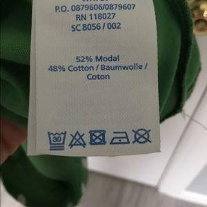Joules Dresses - Boden Green White Polka Dot Knit Dress